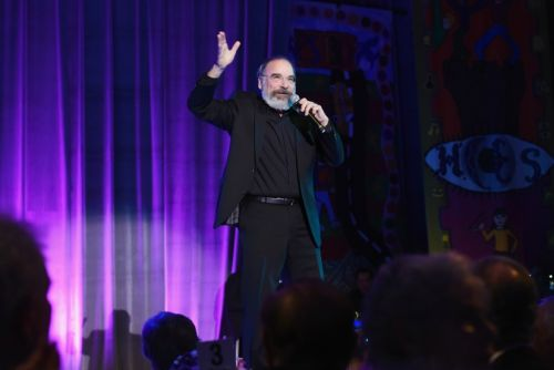 WATCH: Mandy Patinkin Singing Shawn Mendes. In Yiddish