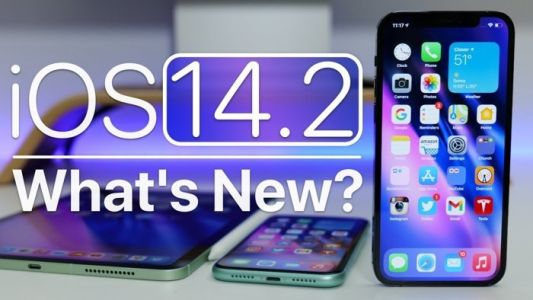 What's new in iOS 14.2