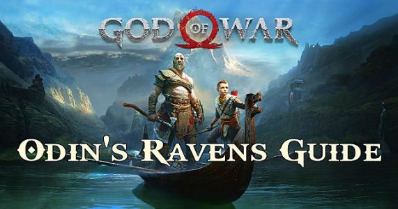 God Of War (2018) - Full List of All Odin's Ravens Locations