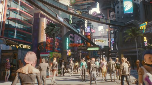 Cyberpunk 2077 ray tracing works on AMD graphics cards - but don't turn it on