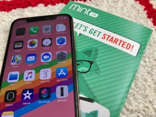 Buy 3 months, get 3 months free with Mint Mobile this Cyber Monday