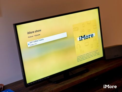 You can mirror podcasts not in iTunes to your Apple TV - here's how!