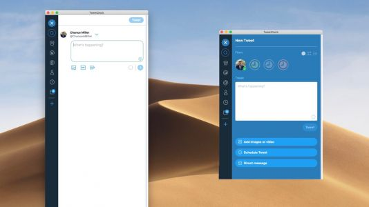 Tweetdeck for Mac adds new compose interface with polls, GIFs, and more