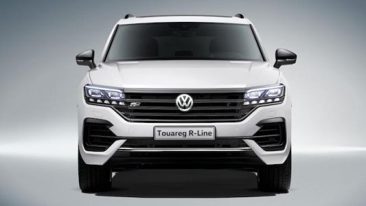 This Is The All New Volkswagen Touareg
