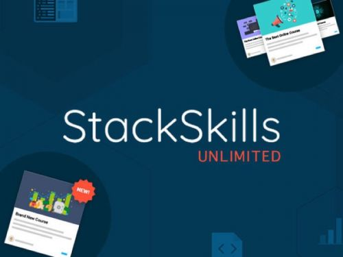 Reminder: Save 96% on the StackSkills Unlimited Online Courses Lifetime Access