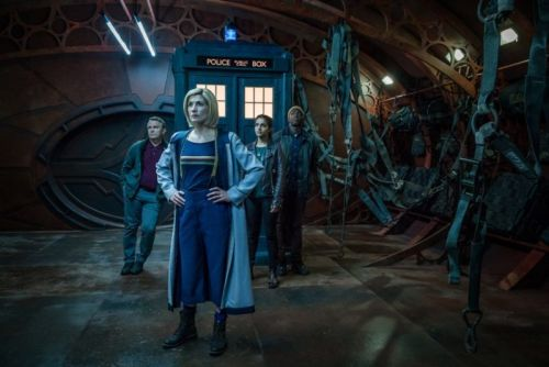 Doctor Who wraps a solid season with its first female Time Lord