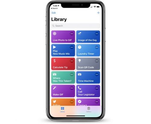 Apple Releases Golden Master Version of iOS 12 Shortcuts App