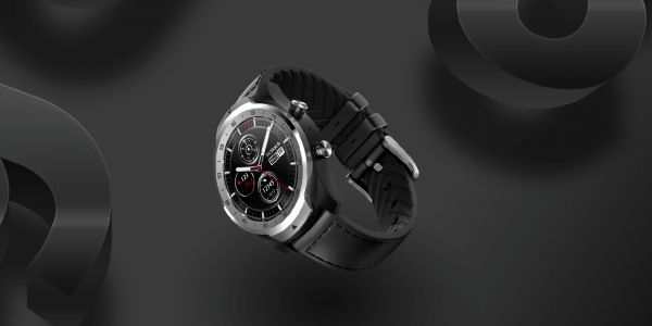 Mobvoi's TicWatch Pro adds a low-power secondary display to the Wear OS smartwatch for 2-day battery life