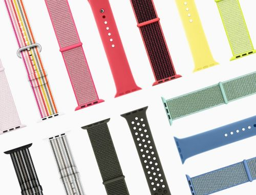 Snag a Spring Collection Apple Watch band before they run out!
