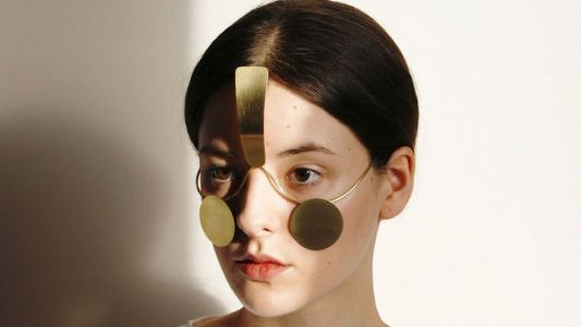 This Funky Piece Of Jewelry Has The Ability To Block Against Facial Recognition