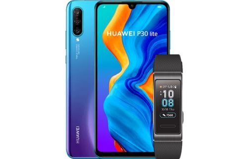 Huawei P30 Lite now available in India