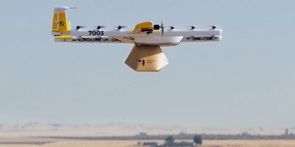 Alphabet's Wing gets approval for drone delivery service in Virginia later this year