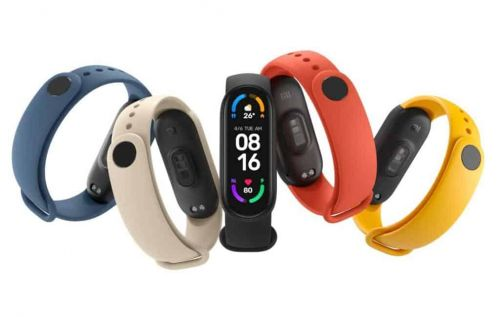 Xiaomi Mi Band 6 Is Now Available To Pre-Order In The US