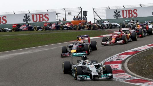 How to watch the China Grand Prix online: stream F1 live for free