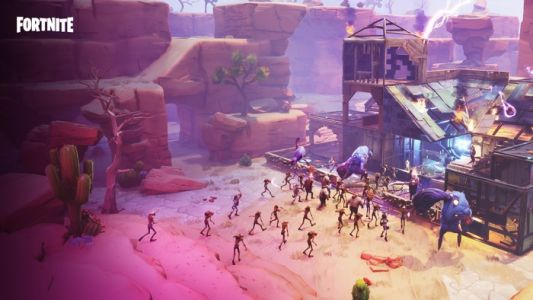 Fortnite Season 5 Released