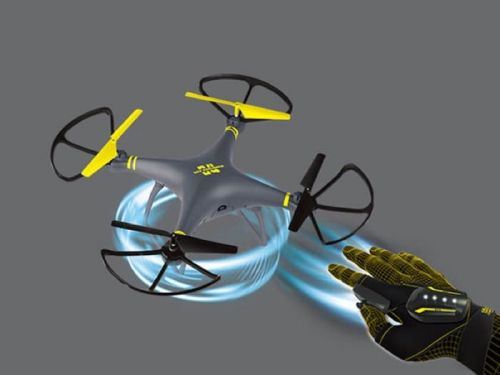 Get the Force Flyers Explorer Motion-Control Camera Drone for $59.99