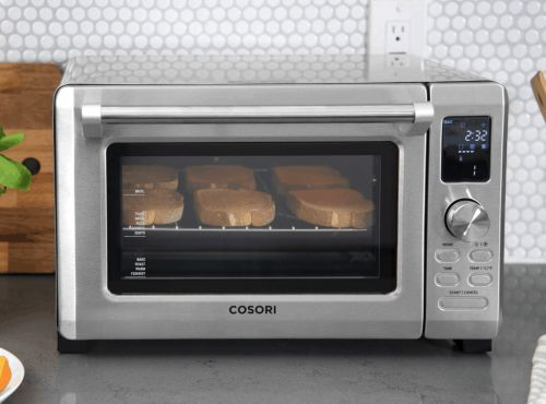 The COSORI CO125-TO 11-in-1 Toaster Combo Is Just $127 In This Early Prime Day Deal