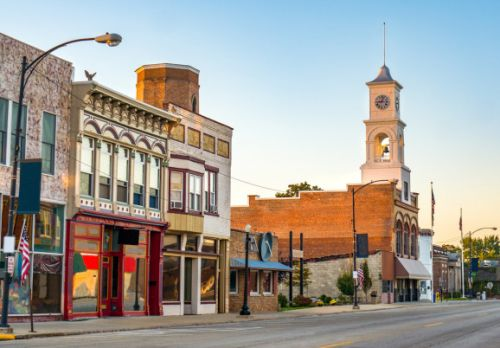 Rural Innovation Initiative aims to help small towns get funding for remote work spaces