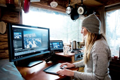 Find out how Z by HP helps creative pros up their game