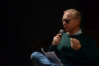 David Grossman Joins Musical Supergroup in a Rock n' Roll Commentary on the Israeli-Palestinian Conflict