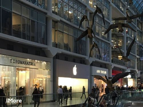 New Toronto Eaton Centre Apple Store will open December 14