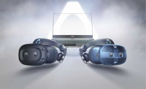 This Is The Ultimate VR Bundle For The HTC VIVE Cosmos Elite