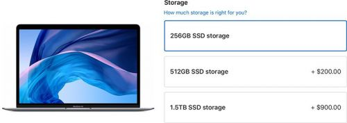 Apple Drops Prices on MacBook Air and Mac Mini SSD Upgrades, Lowers Cost of 64GB Mac Pro RAM Price