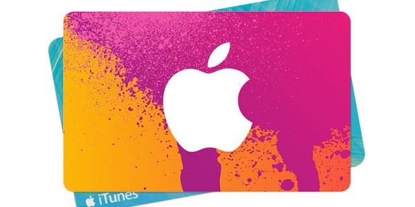 ITunes $100 gift card for $85 w/ email delivery via PayPal