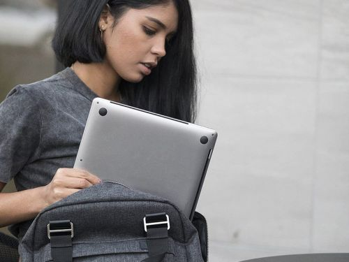 Tote that laptop in a protective and stylish bag