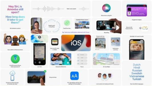 You can download Apple's first iOS 15 developer beta right now