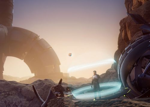 PlayStation VR adventure Eden Tomorrow launches tomorrow