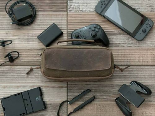 Celebrate the Nintendo Switch's anniversary with WaterField's SwitchPack
