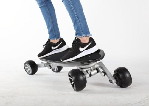 KKA S1 Land Ski And Surf Electric Skateboard