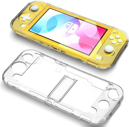 Protect your Switch Lite with this clear case, on sale for Prime Day