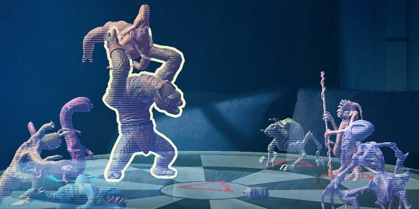 Now you can play Star Wars Jedi Challenges Holochess on your iPhone without an AR headset