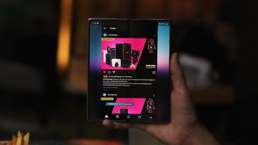 Samsung Galaxy Z Fold 3's biggest upgrade could be its screen