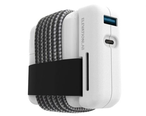 New ElevationHub Combines Cord Management With SD Card Slot and USB-A Port