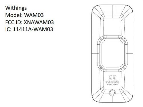New Withings Go Wearable Pops Up In FCC Listing