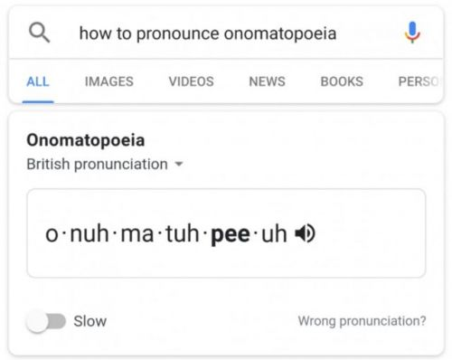 Google Will Soon Teach You How To Pronounce Words Slowly