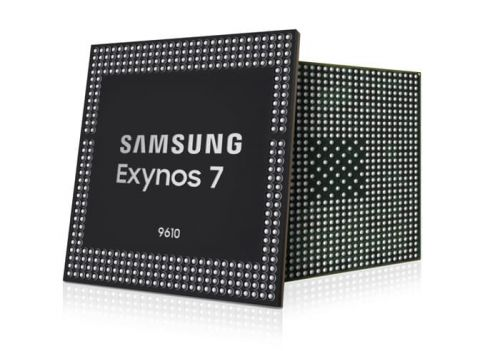 New Samsung Exynos 9610 Mobile Processor Announced