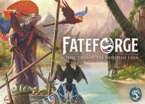Fateforge 5th Edition RPG hits Kickstarter from $15