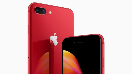 Apple releases iPhone 8 and iPhone 8 Plus in red