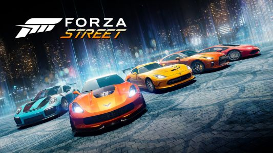 'Forza Street' Simulation Racing Game Coming to iOS on May 5