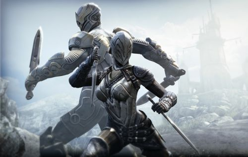 Epic pulls Infinity Blade games for Apple's App Store