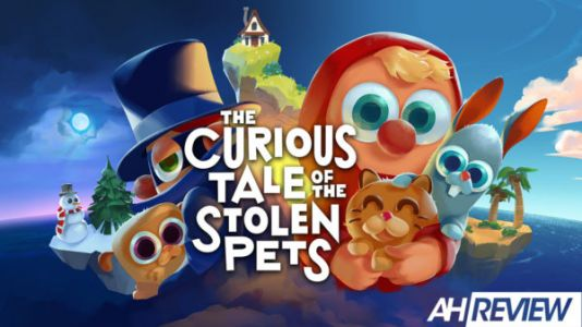 The Curious Tale of the Stolen Pets Review - A cute VR puzzle adventure