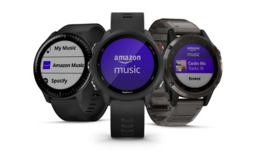 Amazon Music Comes To Some Garmin Smartwatches