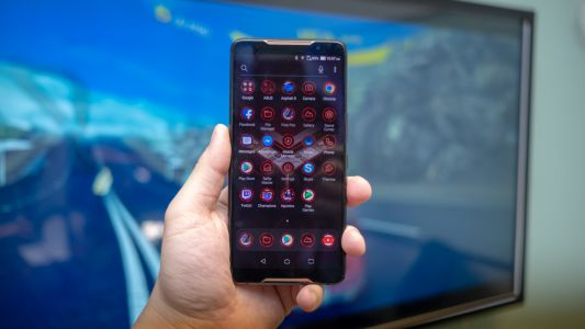 Asus ROG Phone aims to be the ultimate gaming smartphone