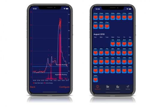 Heart Analyzer Update Brings Live Heart Rate Recording and More