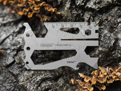 Cyclist Card Everyday Carry Multi-Tool, Save 20%