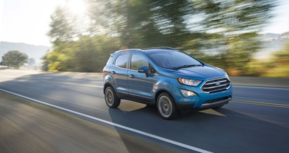 Review: Ford crosses over into the mini-SUV segment with tiny EcoSport